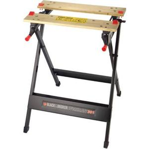 Black & Decker Arbetsbänk Workmate WM301-XJ